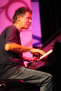 Chick Corea Performing