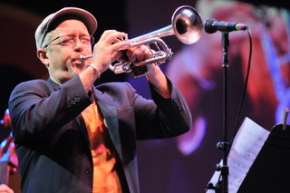 Dave Douglas Playing