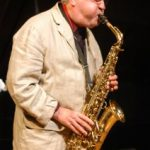 Lee Konitz Performing