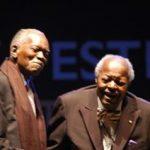 Hank Jones and Oscar Peterson