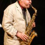 Lee Konitz Performing