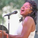 Lizz Wright Singing