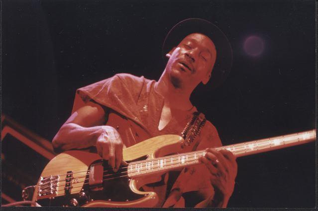 Marcus Miller at Bimbos