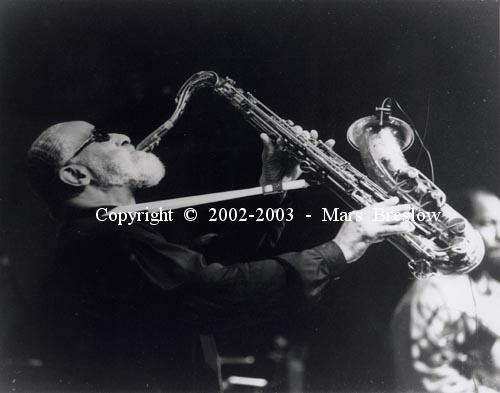 Sonny Rollins Performing